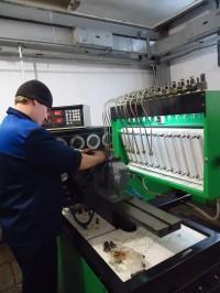Ремонт топливной аппаратуры отечественного и импортного пр-ва.